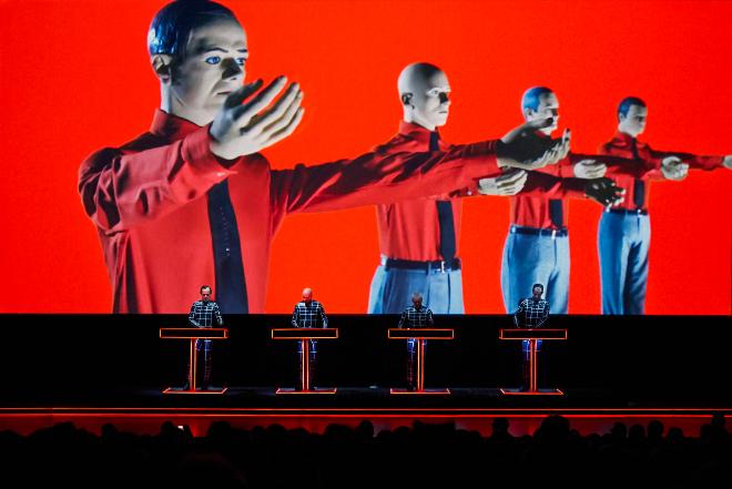 Kraftwerk – The Catalogue 1 2 3 4 5 6 7 8 Tate Modern