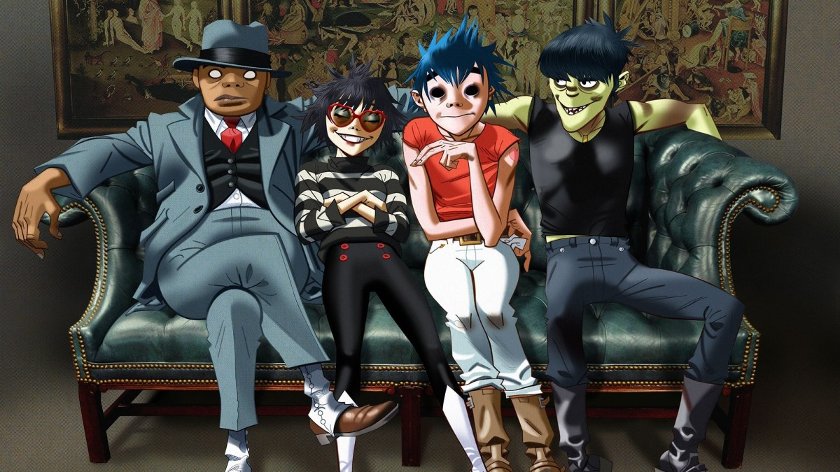 Gorillaz Live Review