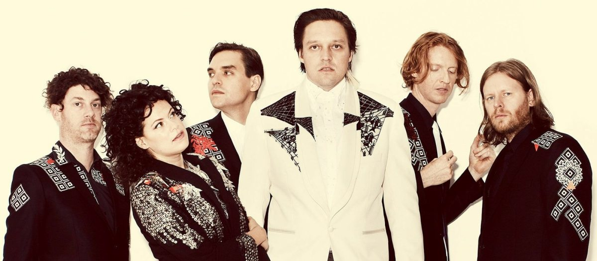 Arcade Fire Live Review