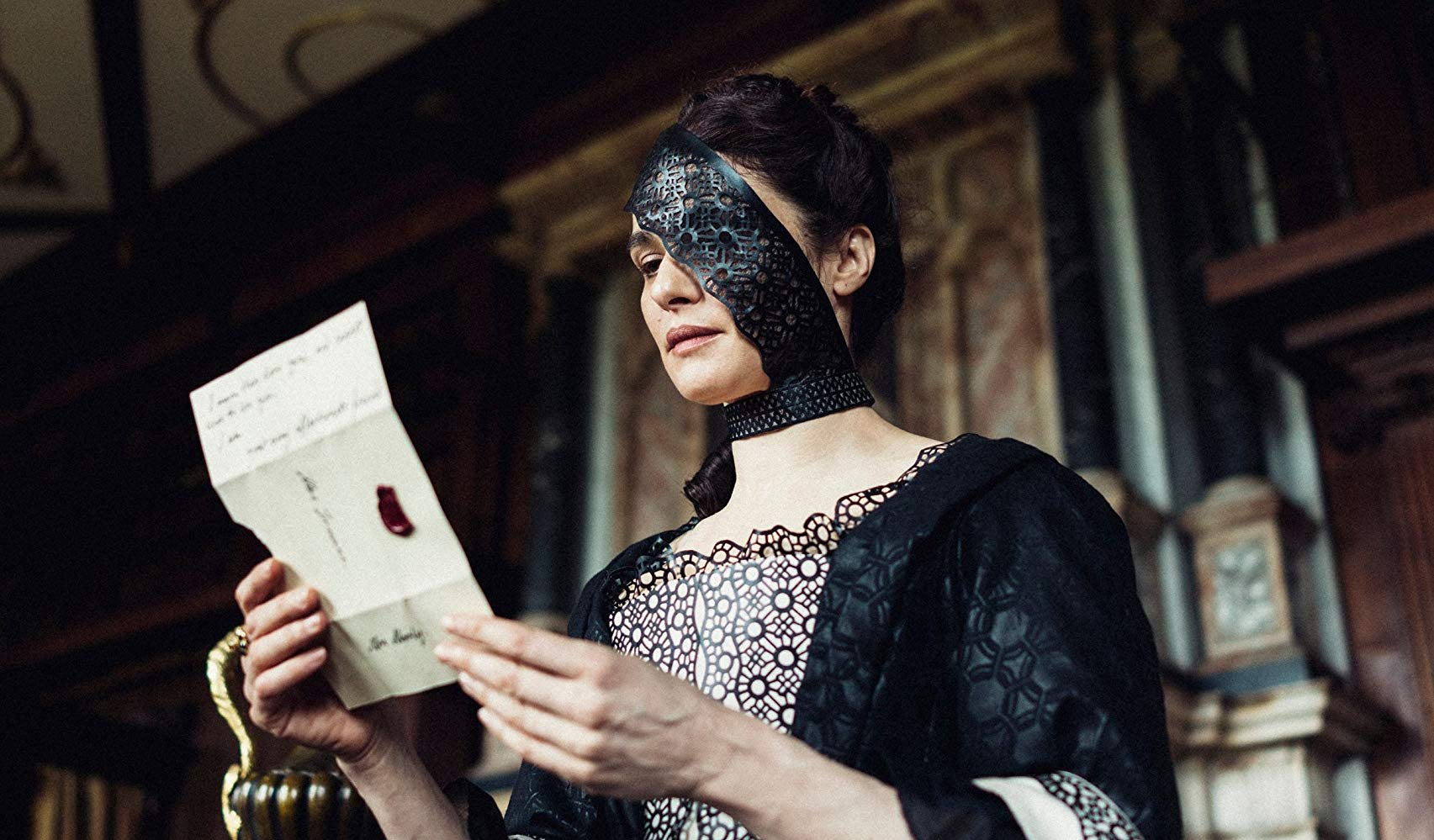 Rachael Weisz in the Favourite