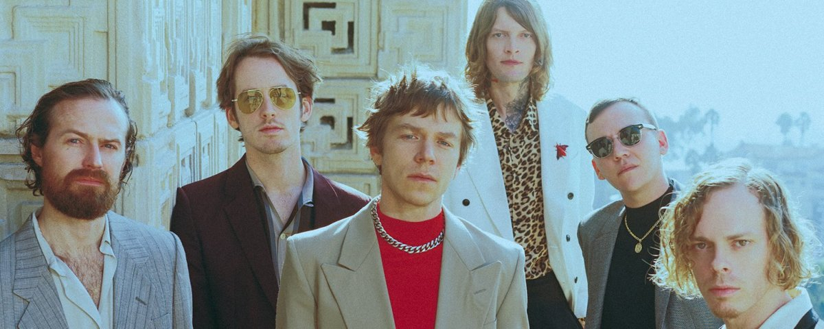 Cage the Elephant EP review