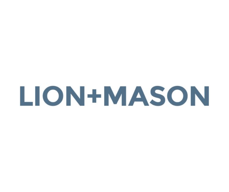 Lion + Mason